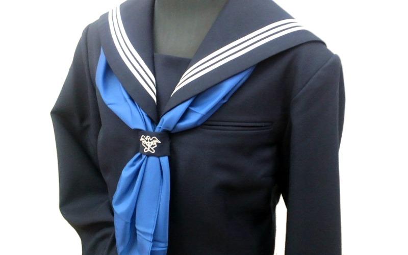 開進第二中学校 女子制服