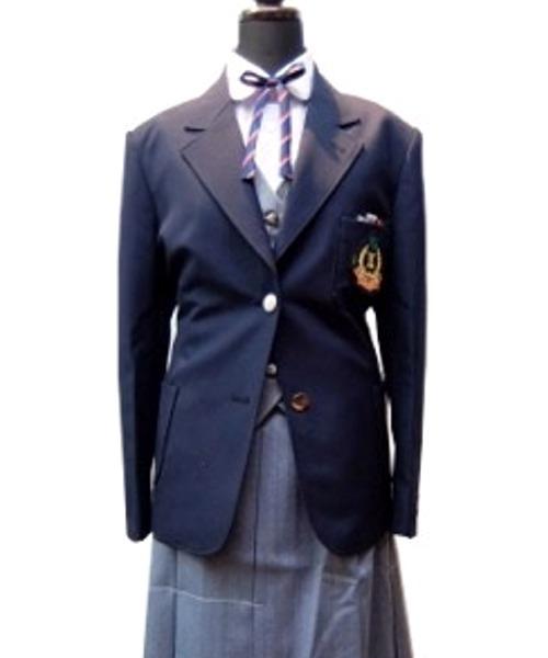 開進第四中学校 女子制服