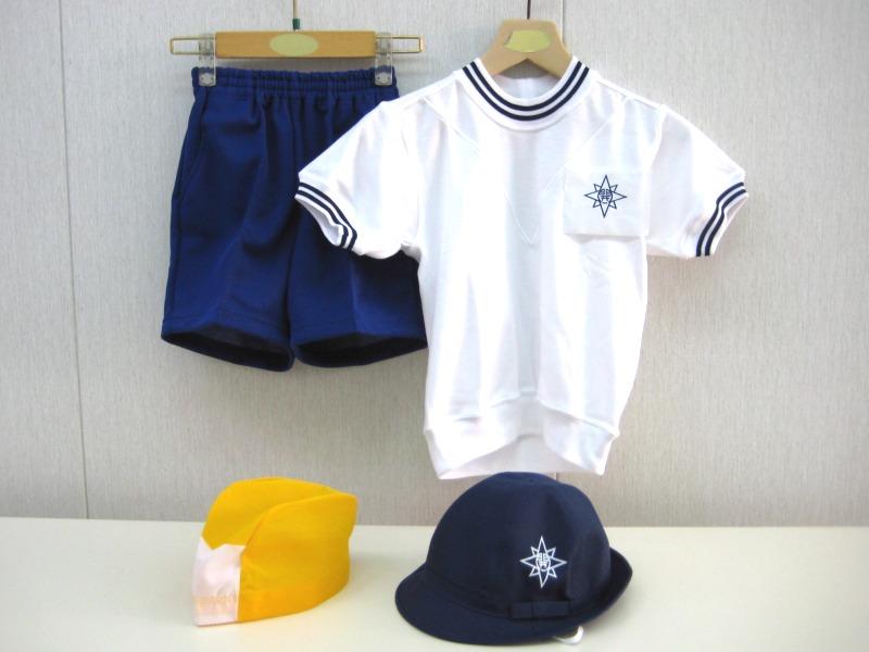 開進第一小学校体操着,校帽