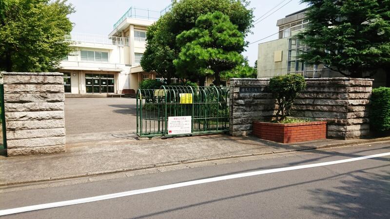 練馬区立旭川中学校