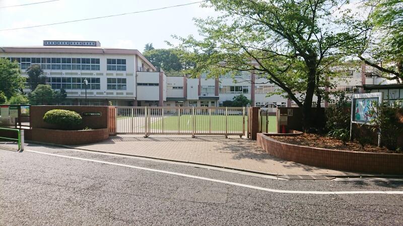 板橋区立桜川小学校