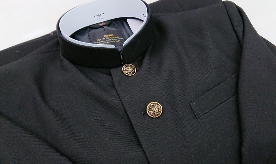 制服第二ボタン